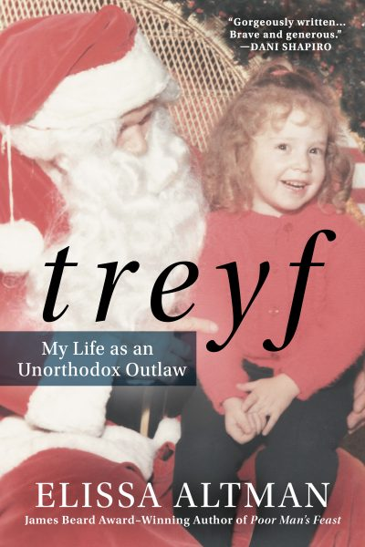 "The cover of ""Treyf: My Life as an Unorthodox Outlaw."" (Courtesy Penguin Publishing Group)"