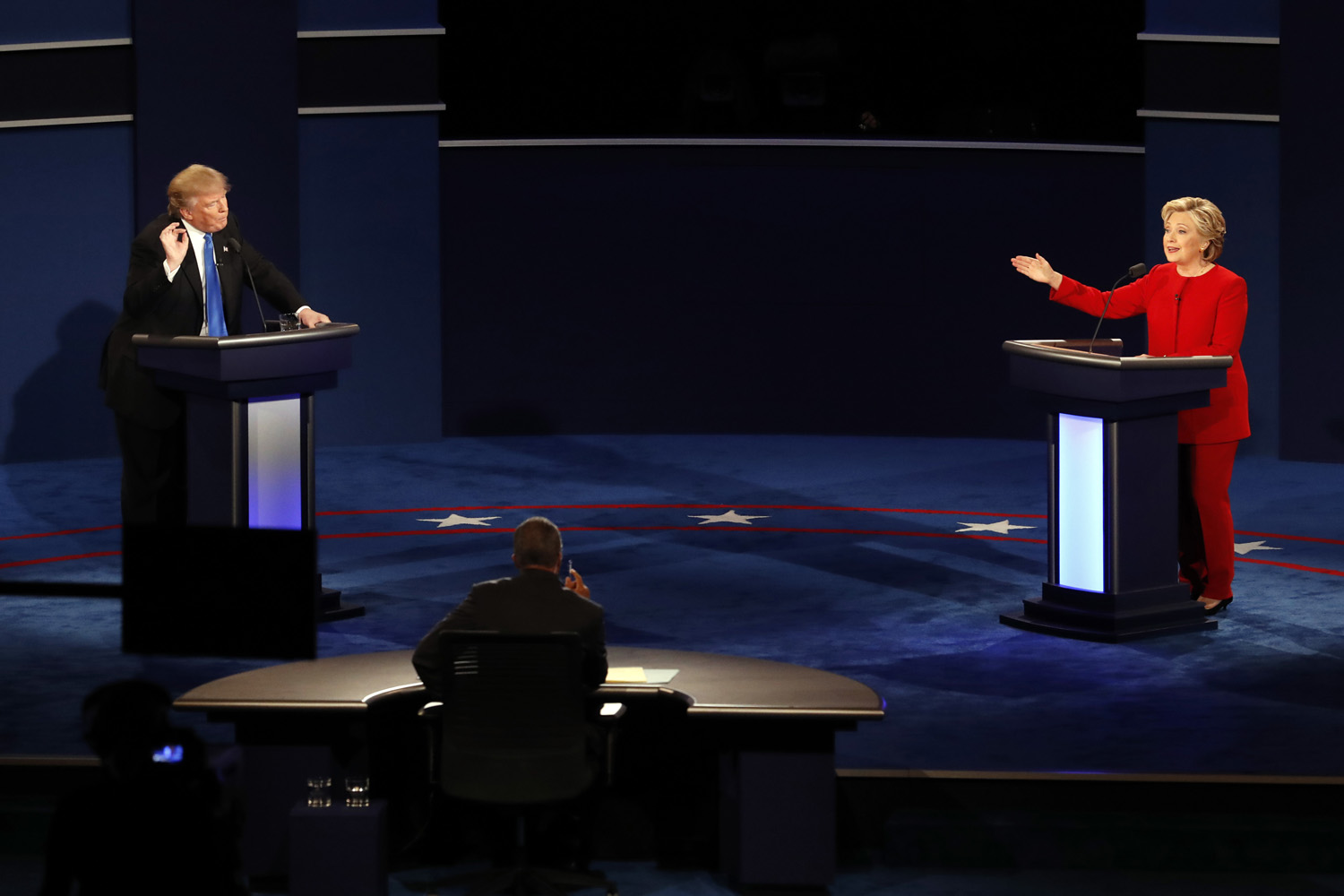 presidential debate - photo #18