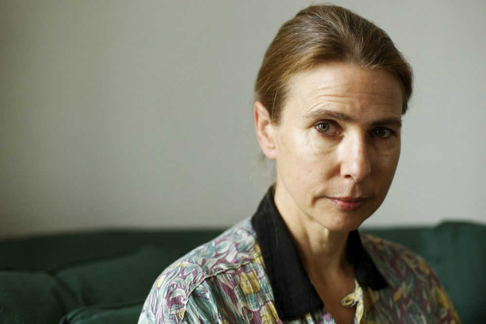 The author Lionel Shriver, pictured here in 2010, caused a stir at the Brisbane Writers Festival in September when she delivered a keynote speech about cultural appropriation. (David Azia/AP)