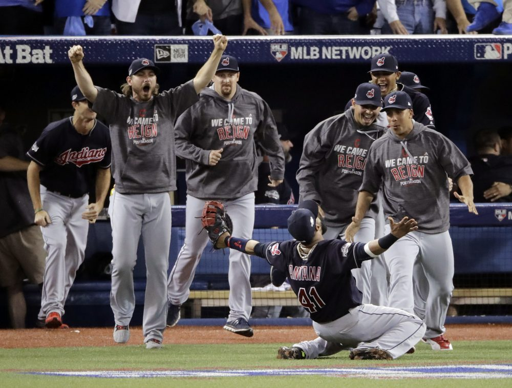 Cleveland Sports Success Continues As Indians Reach World