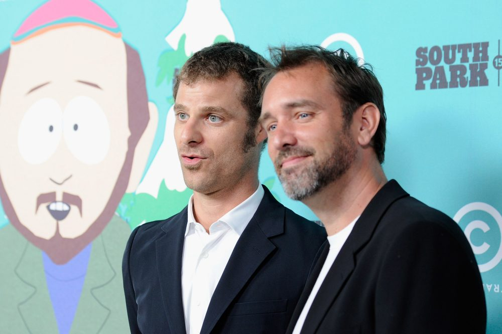 southpark writers