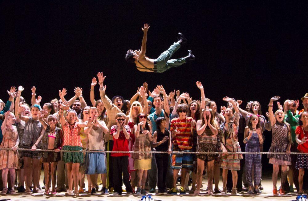 "Boston Lyric Opera's recent production of ""Carmen."" (Courtesy T Charles Erickson /Boston Lyric Opera)"