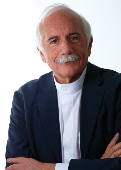 Architect and urban planner, Moshe Safdie. (Courtesy Safdie Architects)
