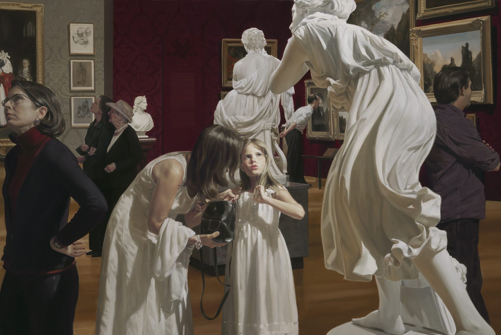 """Museum Epiphany III"" at the Museum of Fine Arts. (Courtesy of MFA)"