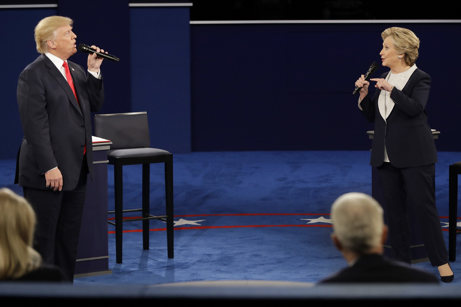 presidential debate - photo #45