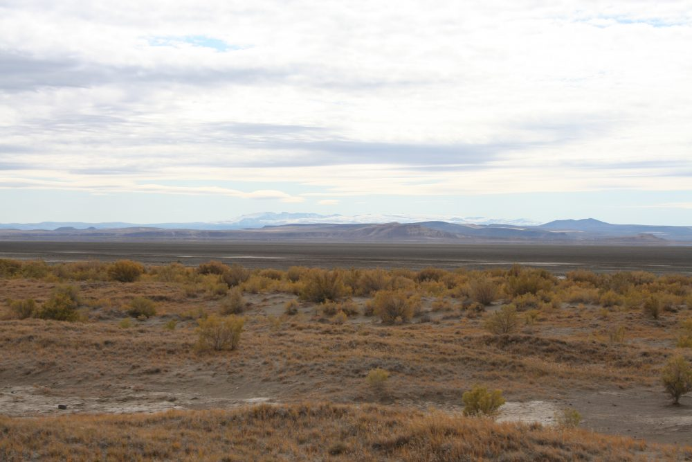 A view of the Malheur National Wildlife Refuge in Oregon. (U.S. Fish and Wildlife Service via Flickr)