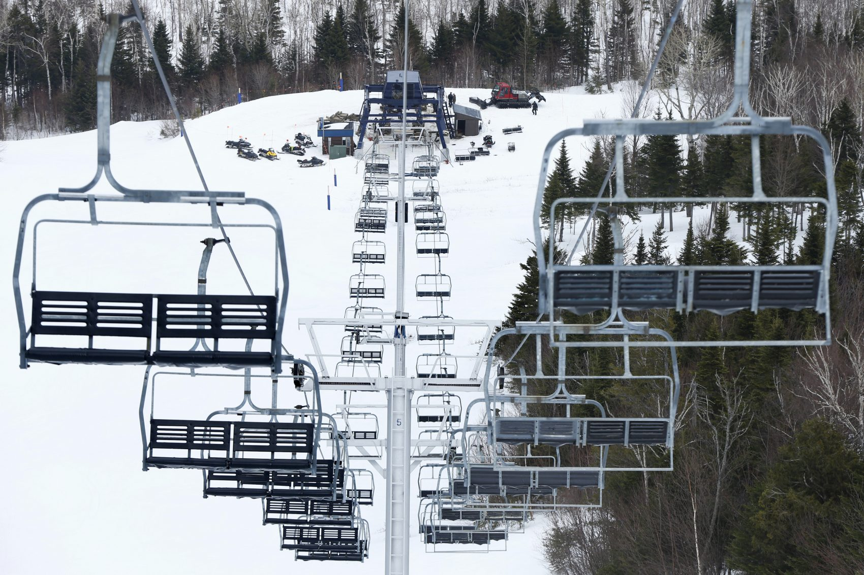 ownership of several new england ski resorts changes hands — and