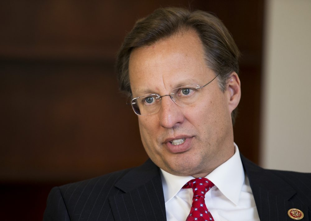 Virginia Rep  Dave Brat On Election 2016 Results | Here & Now