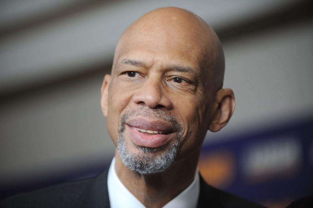 "In his latest book, Kareem Abdul-Jabbar writes, ""In 2014, Americans spent $70 billion on lottery tickets, with 54 percent of the tickets bought by five percent of the people, mostly the poor."" (Brad Barket/Getty Images)"