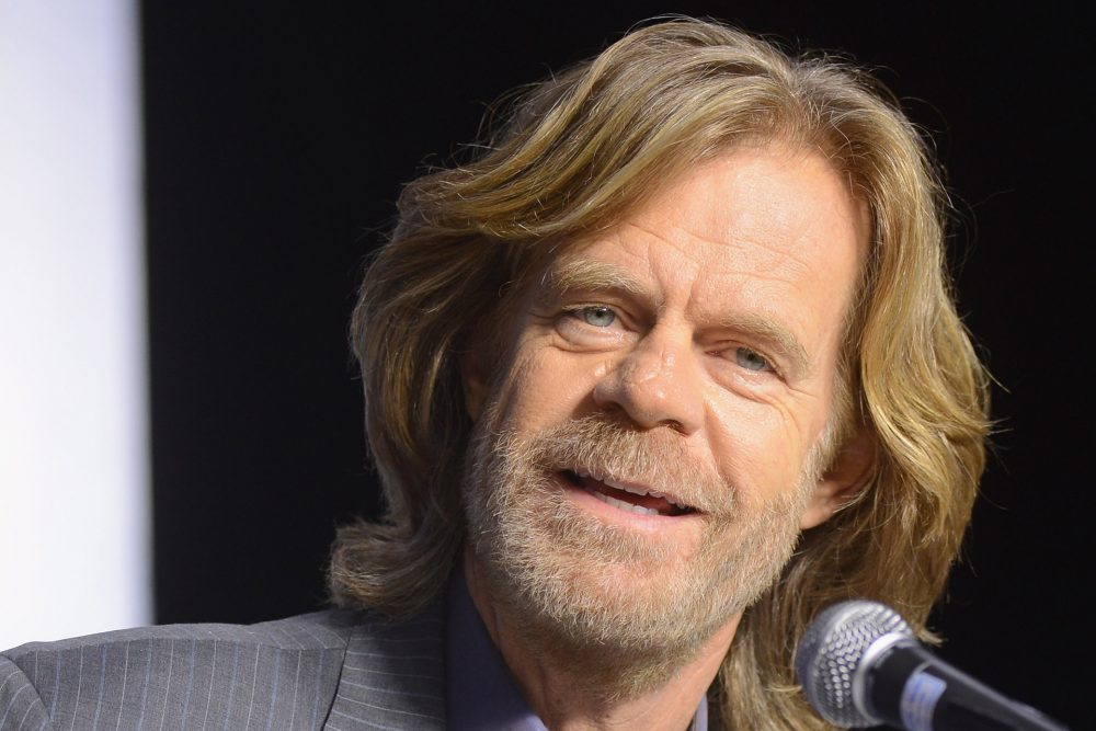 Actor William H. Macy speaks during a press conference in September 2012 in Toronto, Canada.  (Jason Merritt/Getty Images)