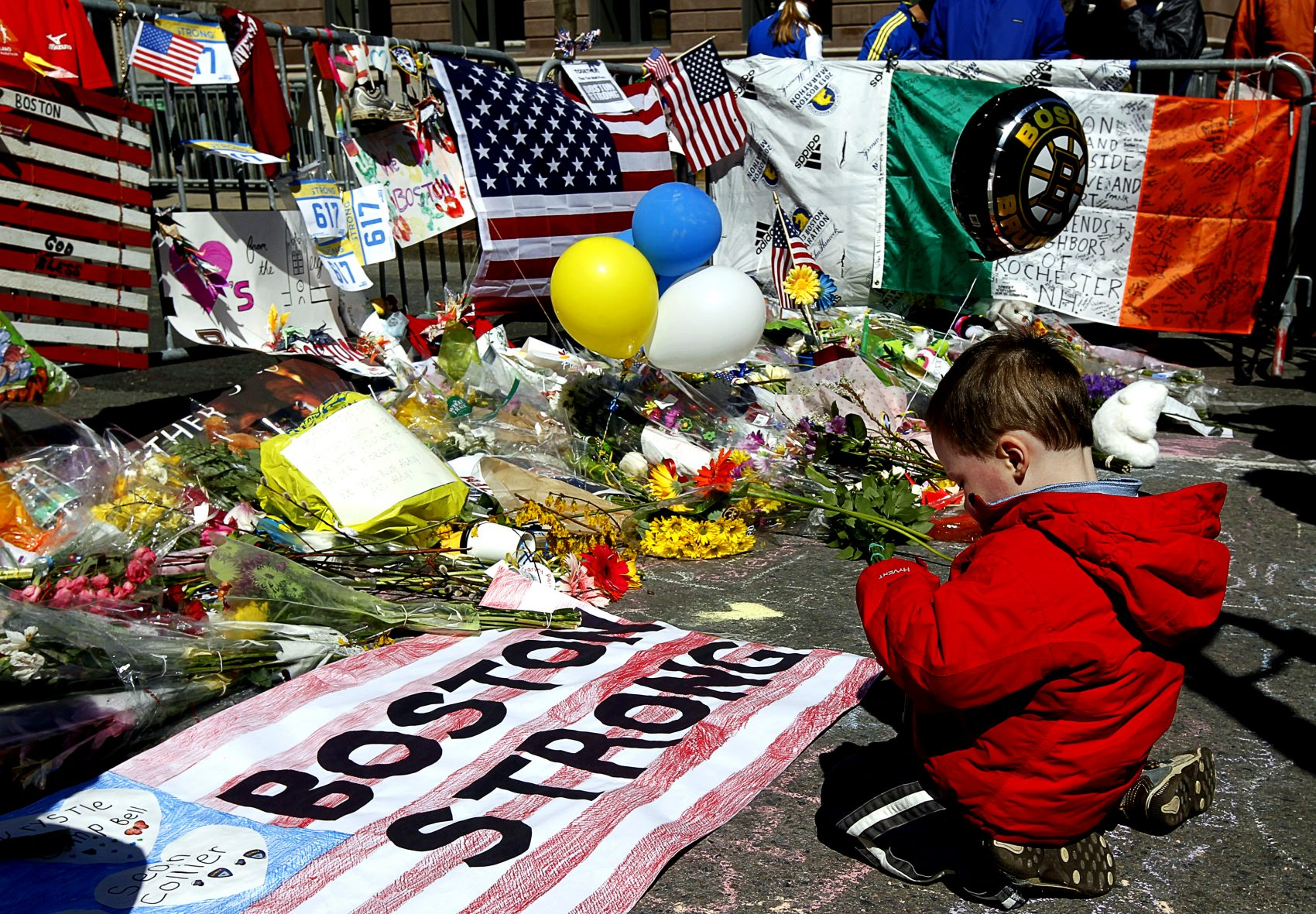 Boston Bombing Day 1: The Stunning Stop the Killers Made After the Attack