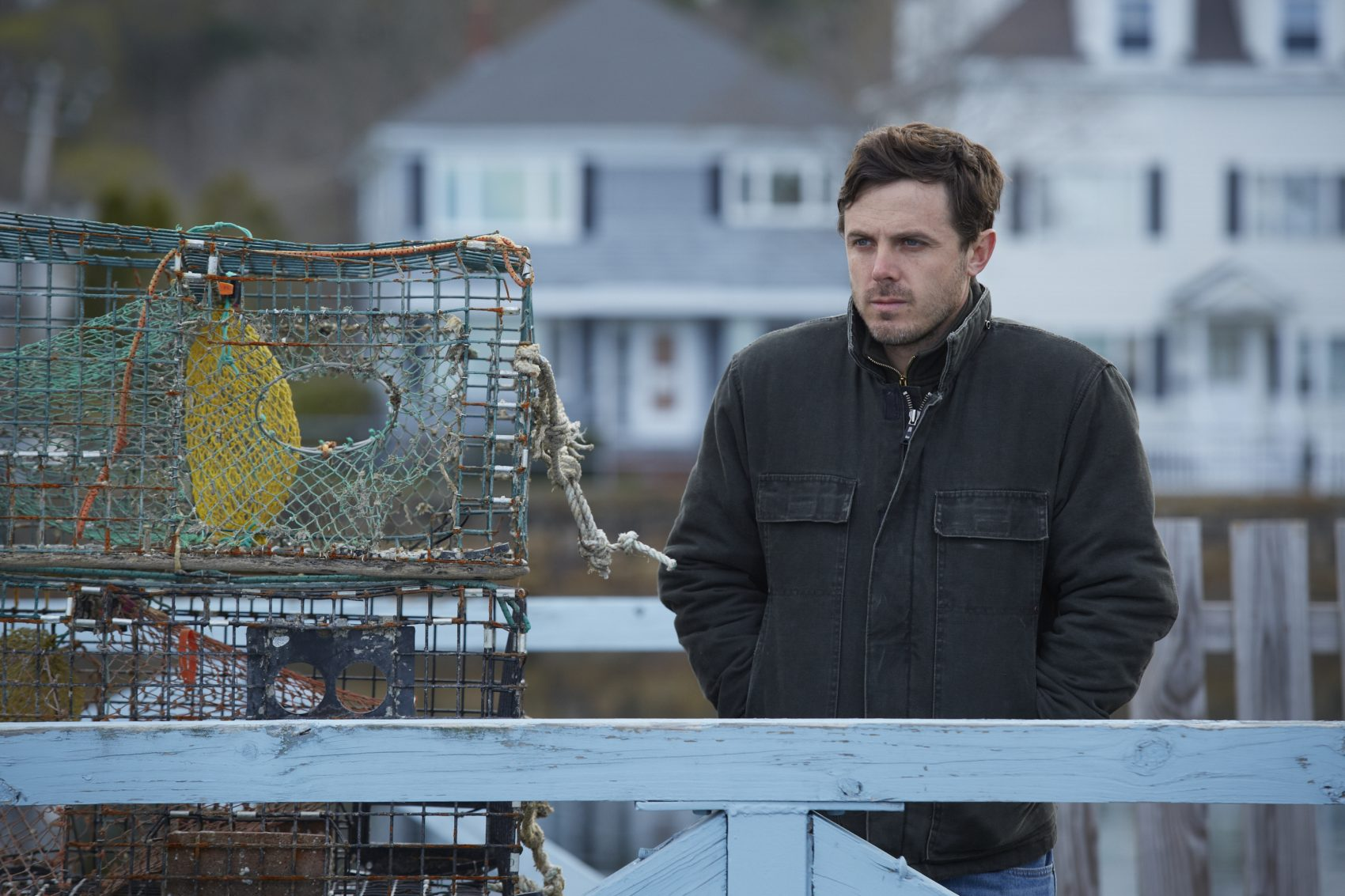 "Casey Affleck as Lee Chandler in ""Manchester by the Sea."" (Courtesy Claire Folger/Amazon Studios and Roadside Attractions)"