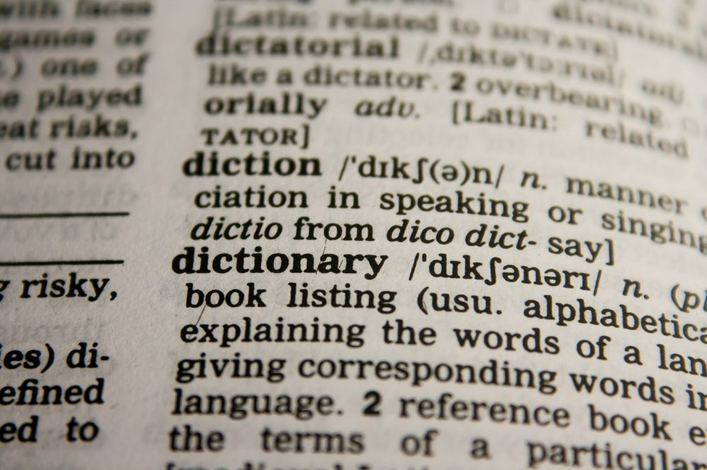Every year, new words, senses and changes in word usage are added to the American Heritage Dictionary.  (Pixabay)