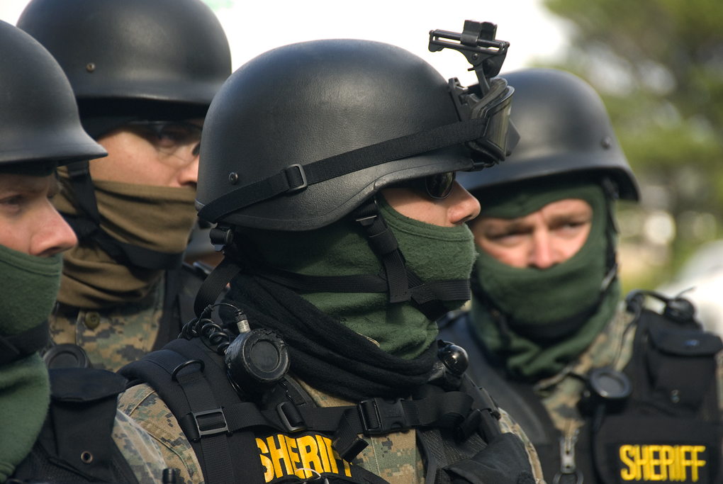 Do Not Resist\' Documents Rise In Militarization Of Police | Radio Boston