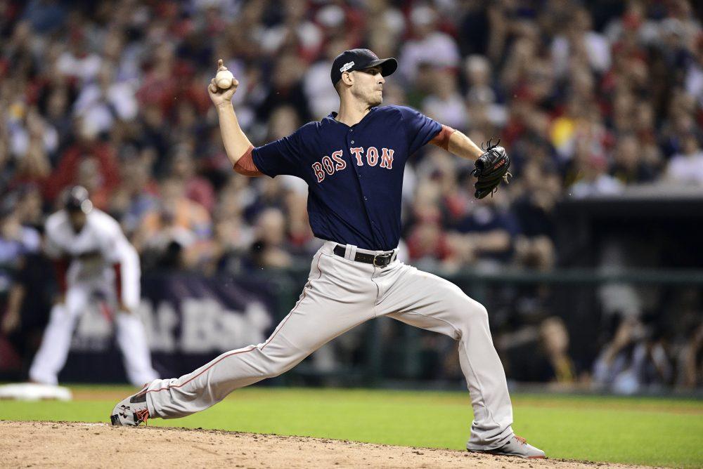 Red Sox's Rick Porcello Wins AL Cy Young Award | Radio Boston