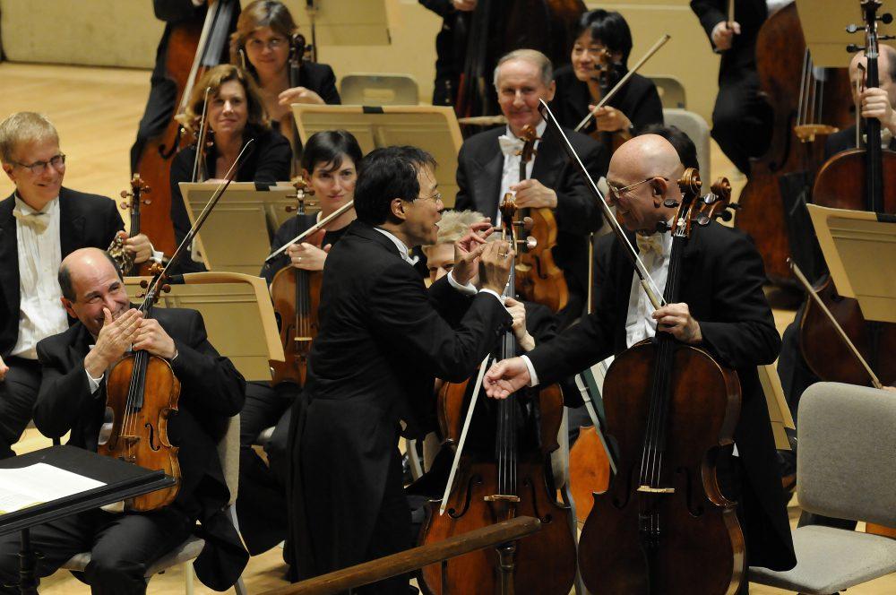 BSO's Jules Eskin, Whom Yo-Yo Ma Calls A 'Legend' Among Cellists