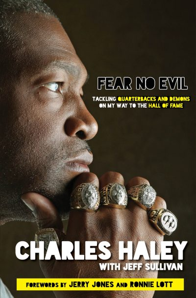 """Fear No Evil"" by Charles Haley and Jeff Sullivan."