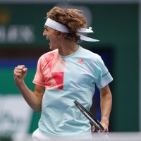 At age 19, Alexander Zverev is the youngest player ranked in the men's top 50. (Lintao Zhang/Getty Images)