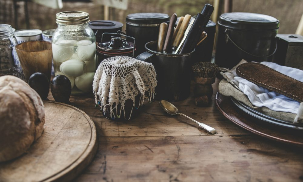 My plan of action for now is to turn away from the screaming media and focus on my own cutting boards, writes Susan Senator. Because more than anything, right now, I really need to feed my soul. (Clem Onojeghuo/Unsplash)