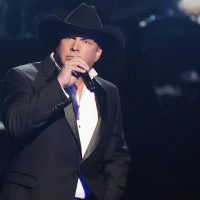 Garth Brooks performs at the 50th annual CMA Awards at the Bridgestone Arena on Wednesday, Nov. 2, 2016, in Nashville, Tenn. (Charles Sykes/AP)