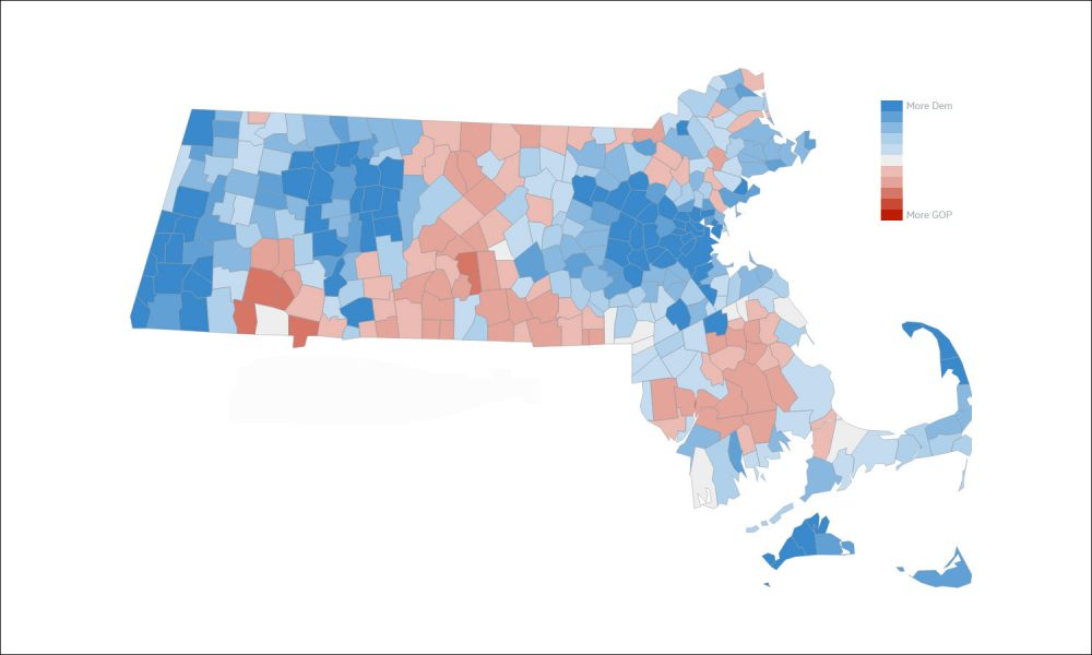 Massachusetts Election Results: How Your Town Or City Voted