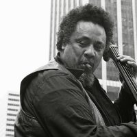 Charles Mingus performs in lower Manhattan, N.Y., as a part of U.S. Bicentennial Celebrations on July 4, 1976. (Tom Marcello / WikiCommons)