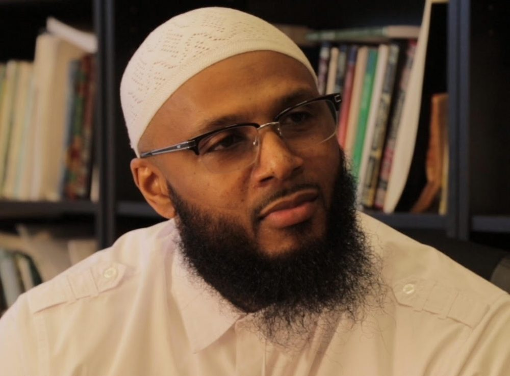 Chaplain Taymullah Abdur-Rahman (Courtesy Harvard Islamic Society)