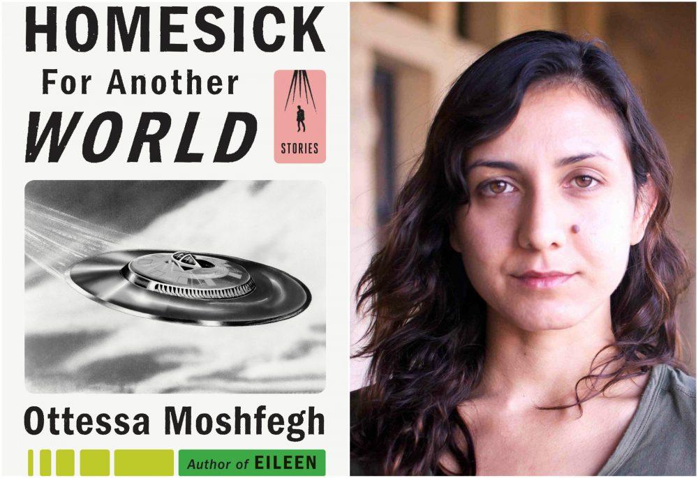 "Ottessa Moshfegh's latest novel is ""Homesick for Another World."" (Courtesy Krystal Griffiths/Penguin Press)"