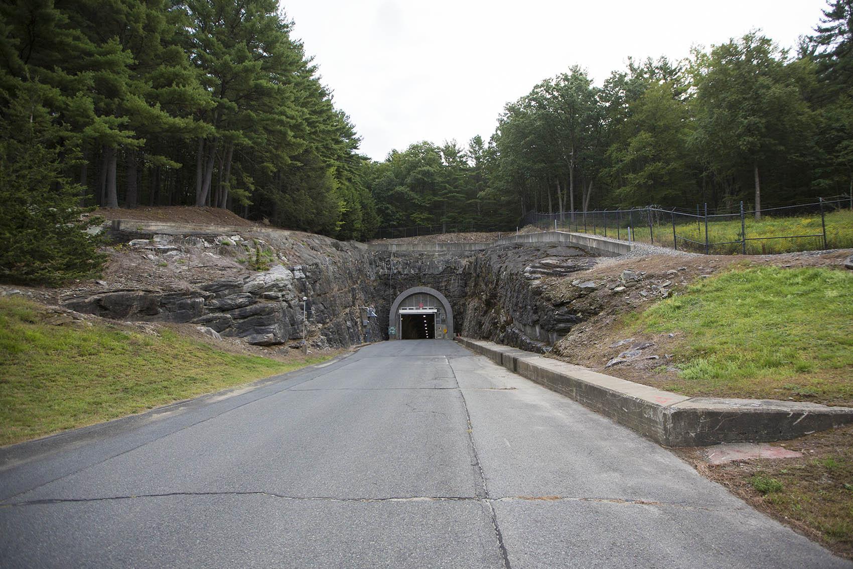 New England S Largest Battery Is Hidden Inside A Mass