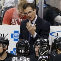 Tony Granato spent 13 years as a player and 13 years as a coach in the NHL before returning to his alma mater in 2016. (Gene J. Puskar/AP)