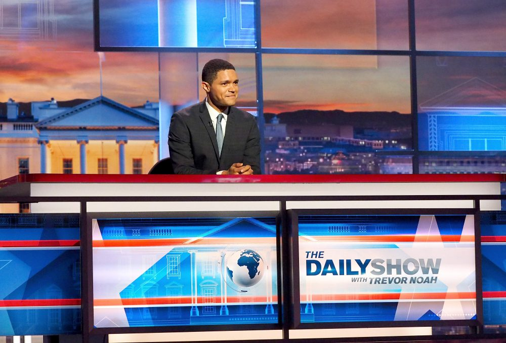 "Trevor Noah, host of ""The Daily Show with Trevor Noah."" (Paul Zimmerman/Getty Images for Comedy Central)"