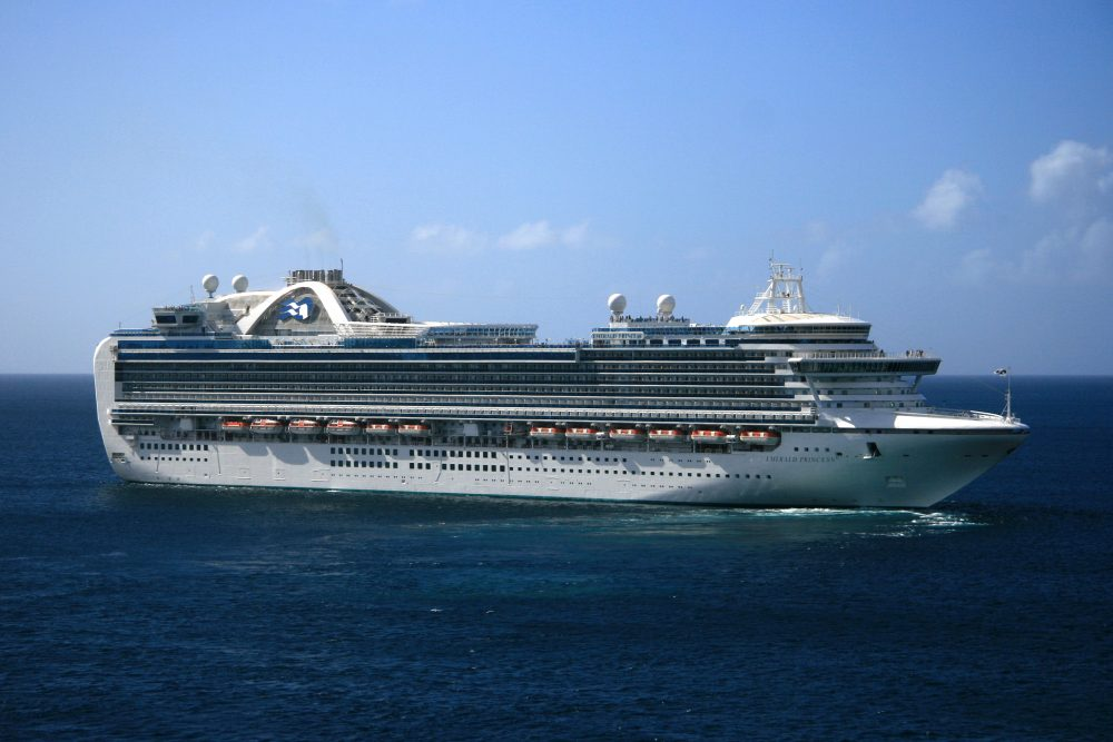 Princess Cruise Lines' Illegal Ocean Dumping Part Of ...