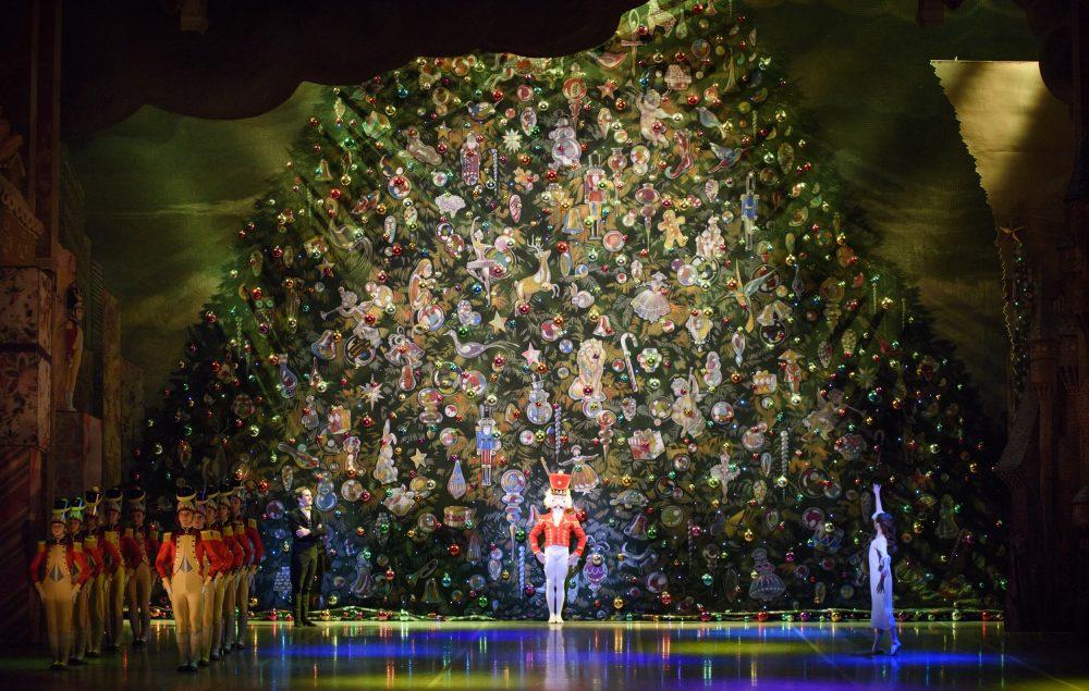 "The Boston Ballet performs ""The Nutcracker."" (Courtesy Liza Voll/Boston Ballet)"