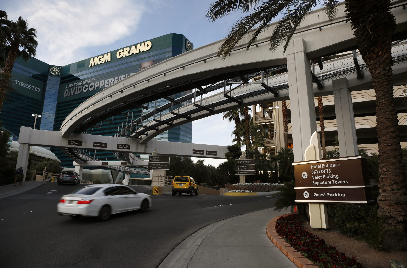Parking At Mgm Grand Las Vegas