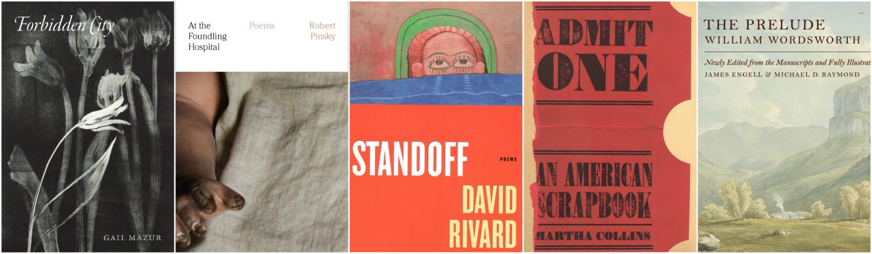 Critic Lloyd Schwartz's pick of the best poetry books of the year. (Courtesy)