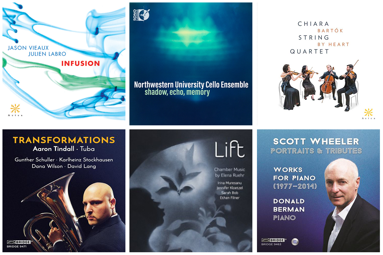13 Best Classical Music Recordings Of The Year | The ARTery