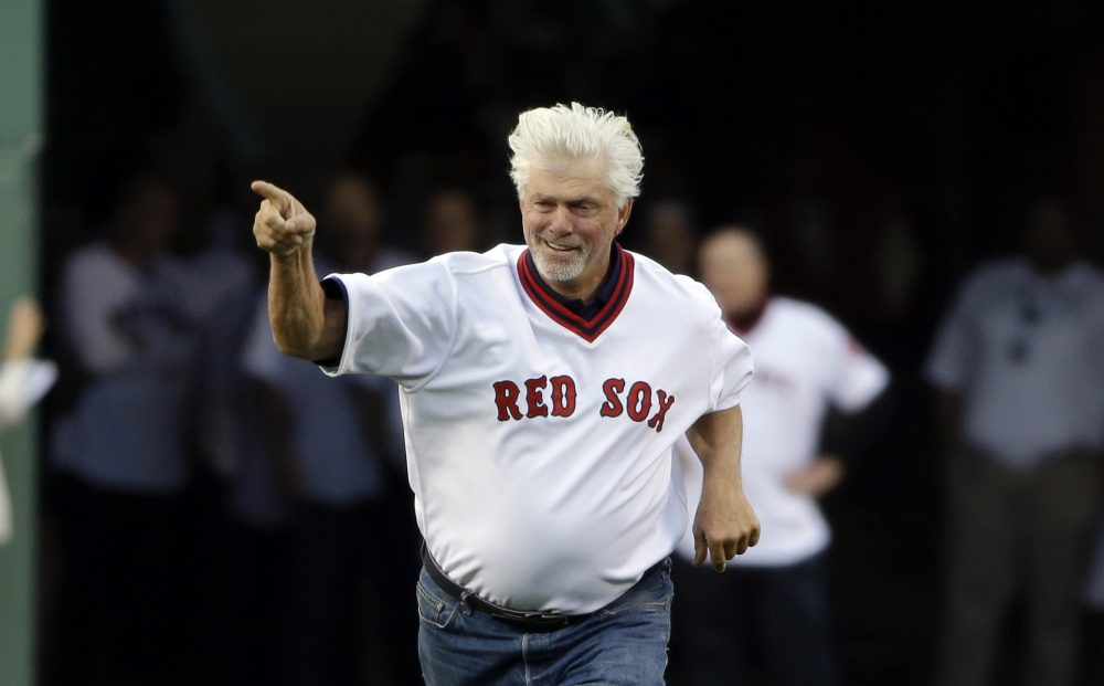 """""""Fear. Fear dominates, not optimism,"""" Bill Lee said in a recent interview with Sports Illustrated. (Elise Amendola/AP)"""