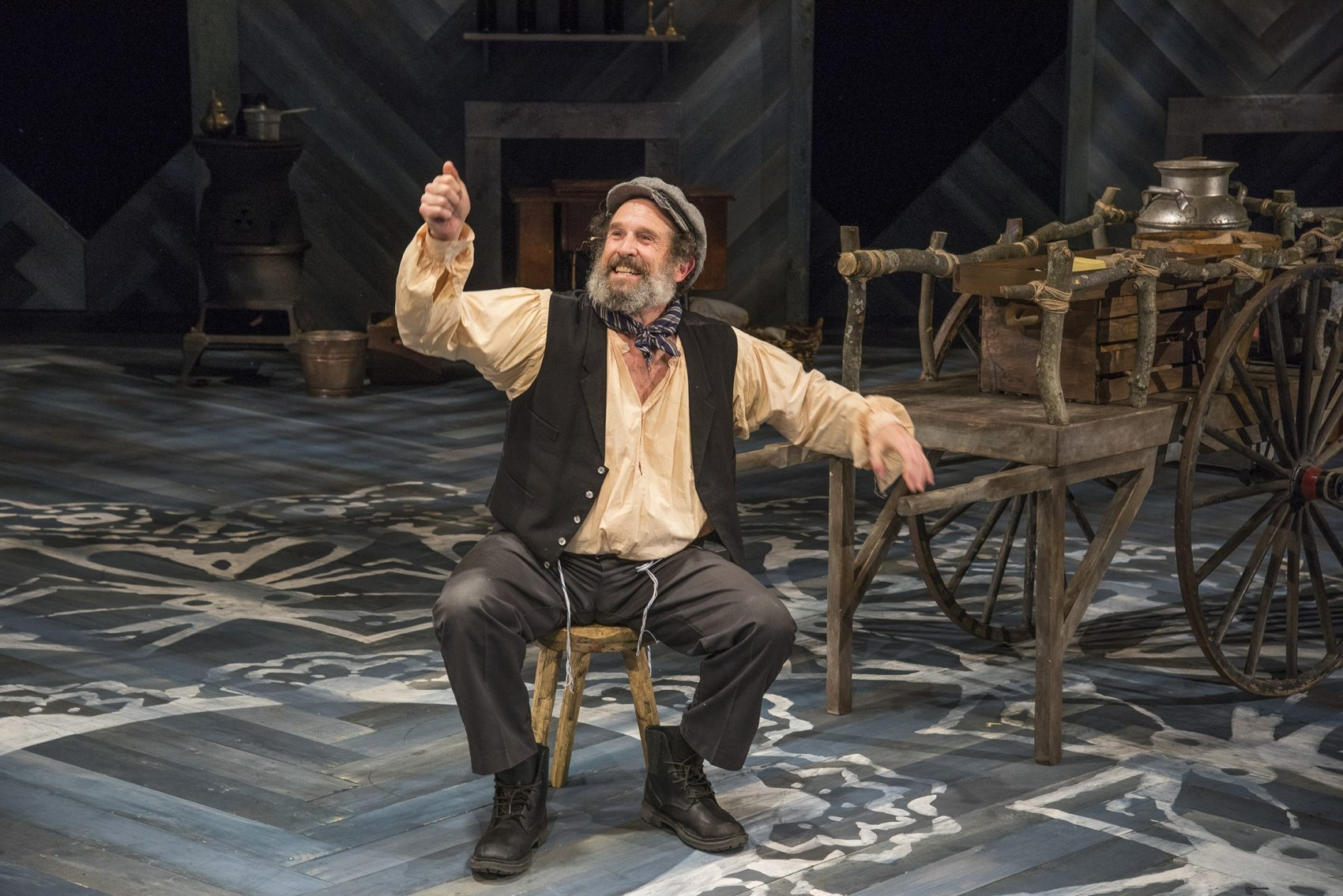 New Rep S Fiddler On The Roof Reminds Of The Past And