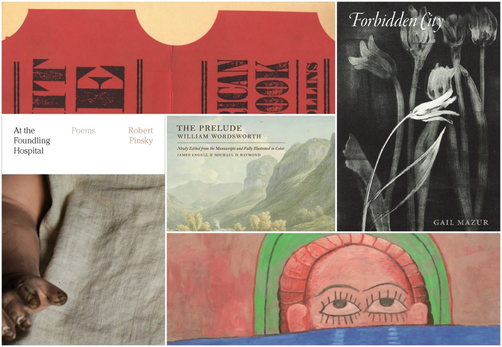 5 Poetry Books With A Boston Connection You Should Read
