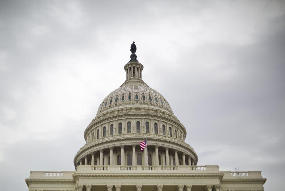 In this photo taken Dec. 8, 2016, the Capitol Building as seen in Washington. (Pablo Martinez Monsivais/AP)
