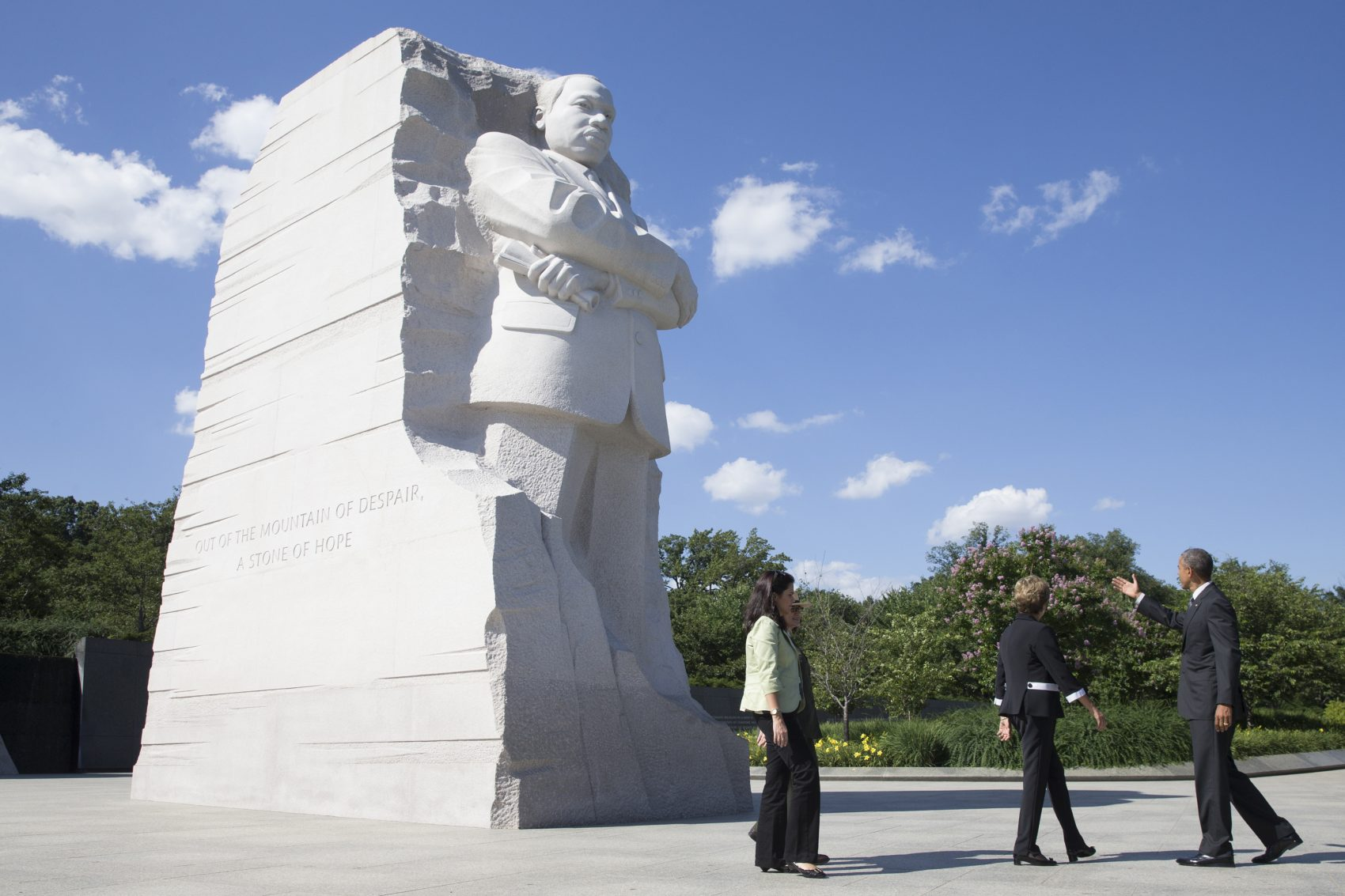 Martin Luther King Jr And President Obama A Look At Their Legacies