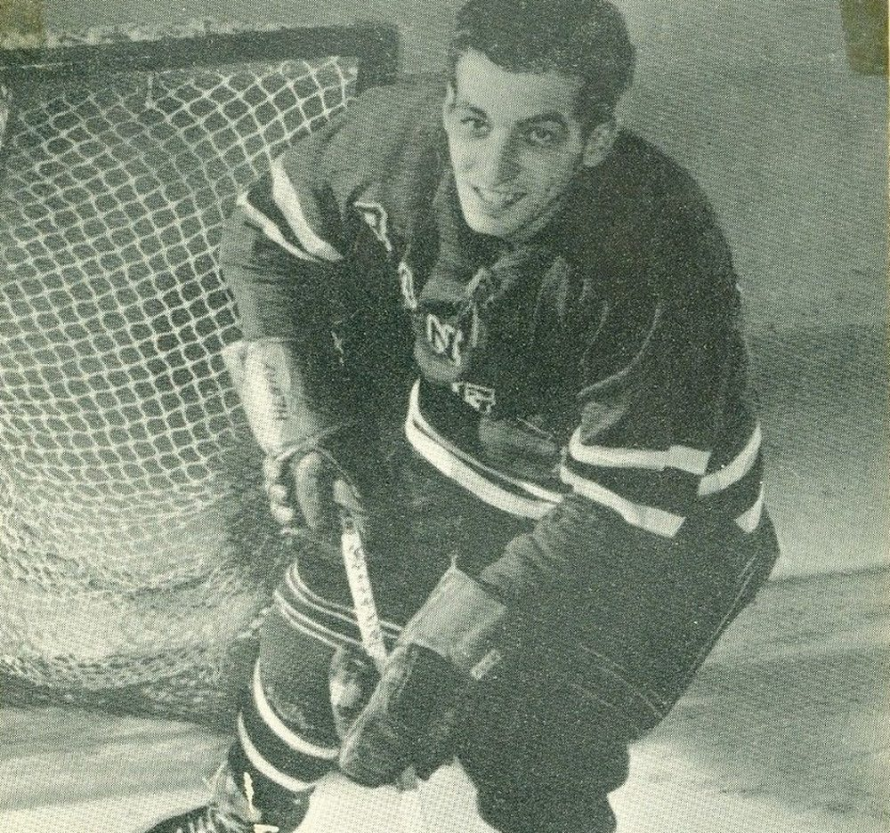 "Camille ""The Eel"" Henry used his small size to glide around defenders during his career in the NHL. Bill Littlefield had the chance to witness Henry's skill up close.  (Wikimedia via NHL/New York Rangers)"