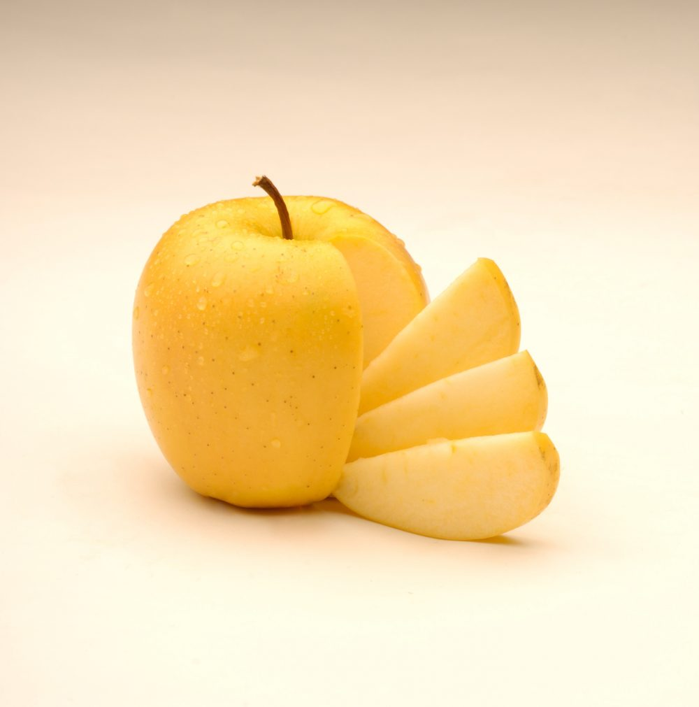 The Arctic Apple. (Courtesy Okanagan Specialty Fruits)