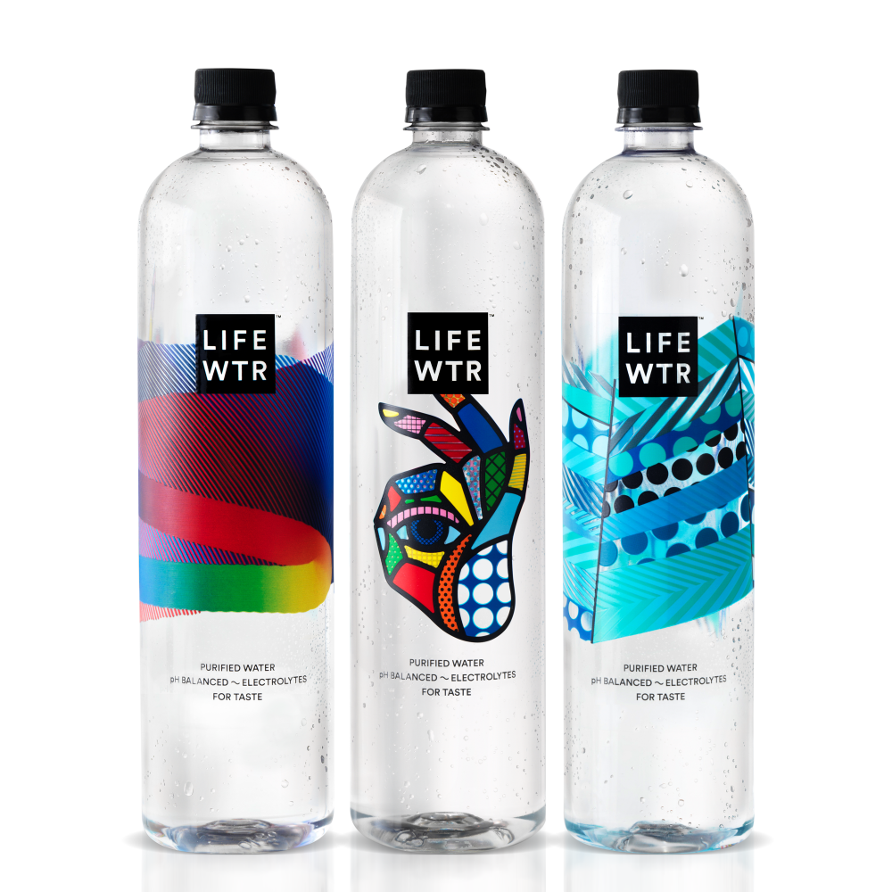 Pepsi has bought a 30-second spot during the Super Bowl to introduce a product called LIFEWTR, its first higher-priced water brand.(PepsiCo)