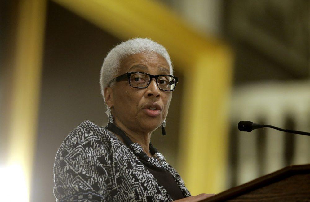 Massachusetts Supreme Judicial Court Justice Geraldine Hines (Steven Senne/AP)