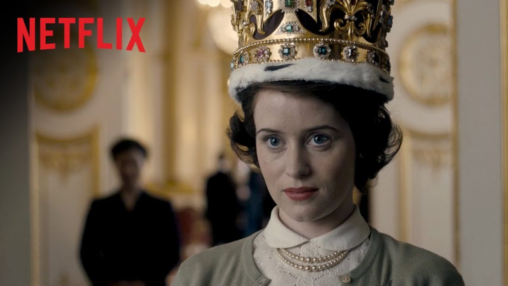 """The Crown"" stars Claire Foy as Queen Elizabeth II. (Netflix/YouTube)"