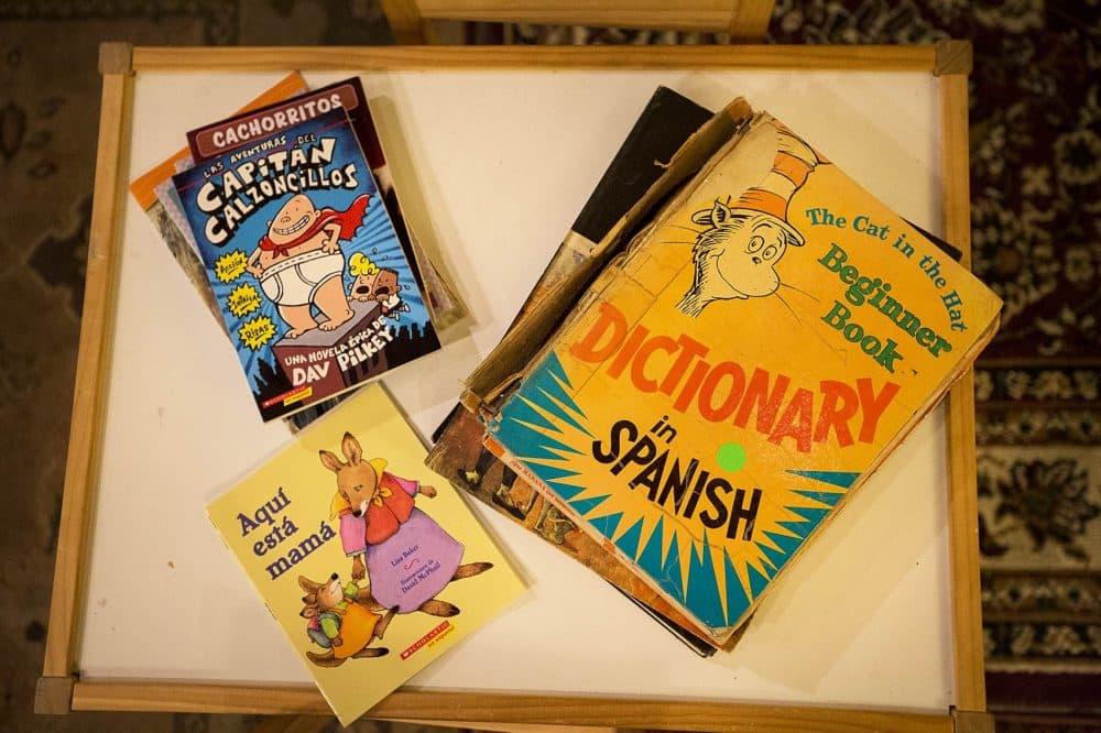 A Traveling Art Installation Brings Spanish-Language Books ...