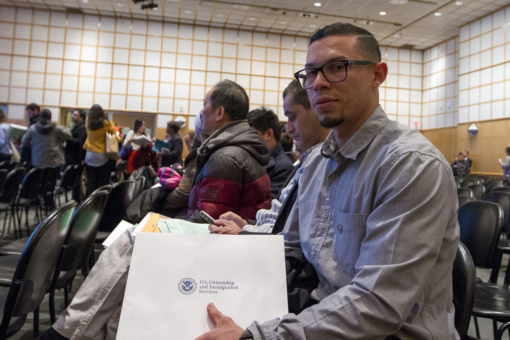 As Immigrants In Boston Take Citizenship Oaths, Many Feel Greater