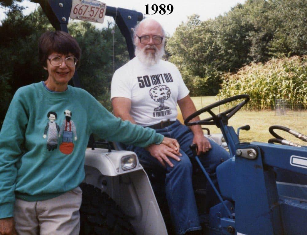Barbara and Winston Sipler (Courtesy Winston Sipler)
