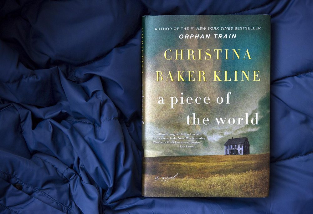 """A Piece of the World,"" by Christina Baker Kline. (Robin Lubbock/WBUR)"